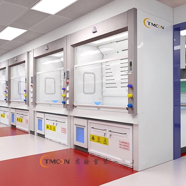 VAV新工艺节能合金高压热固树脂通风柜